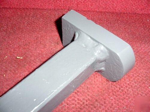 Pexto Whitney 935 Forming Stake Sheetmetal Blacksmith