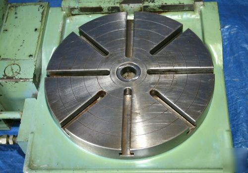 12 tsudakoma 4th axis rotary table machining center for 12 rotary table