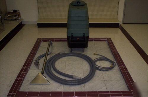 Cleanmaster Raptor Carpet Extractor