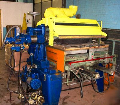 Clair Automatic Buffing Polishing Machine Finishing