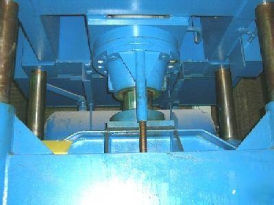 100 ton dake four post hydraulic press 18-281 (20321)
