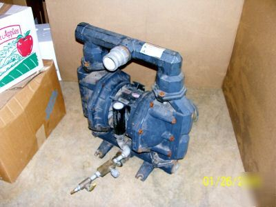 Aro diaphragm pump 2