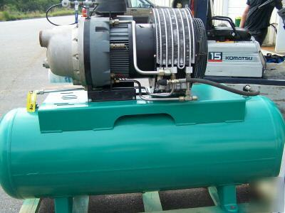 rotary screw air compressor for sale. compressor screw on 10 hp used sullair rotary air for sale
