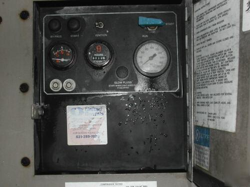 Leroi 375 Cfm Diesel Air Compressor John Deere Engine