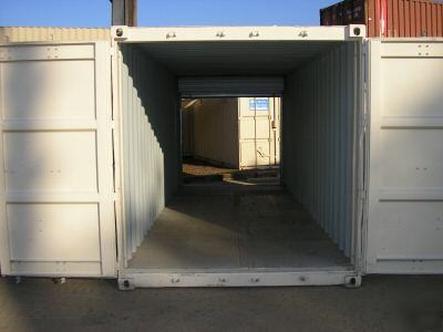 20 Storage Shipping Container Containers