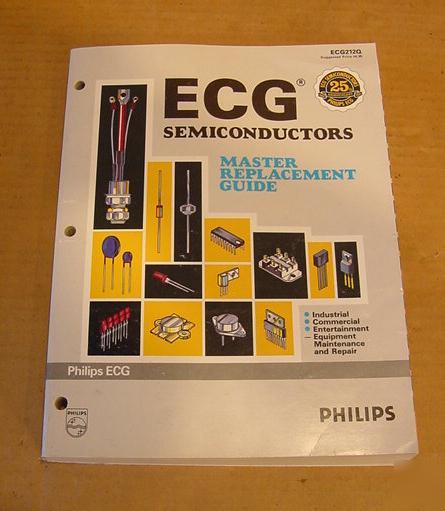 new ecg semiconductors manual philips 1000 s of specs rh dfwind com Electronic Program Guide Consumer Electronics Guide