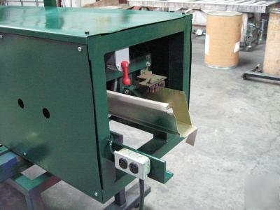 6 inch gutter machine